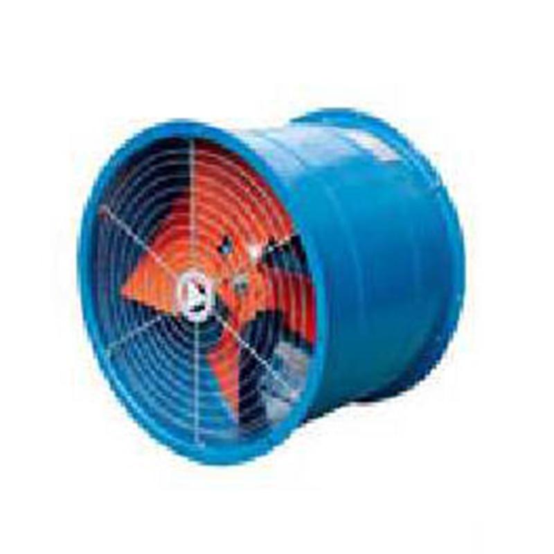 低噪声轴流风机